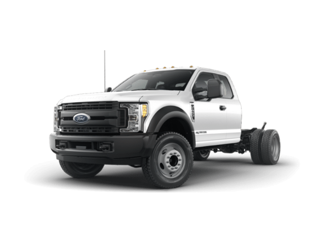 2019 Ford F-450 Chassis F-450 XL Commercial-truck
